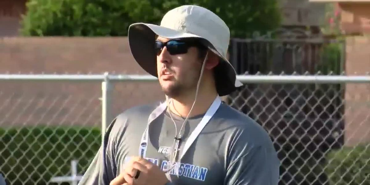 Wichita Christian football coach named 2020 coach of the year