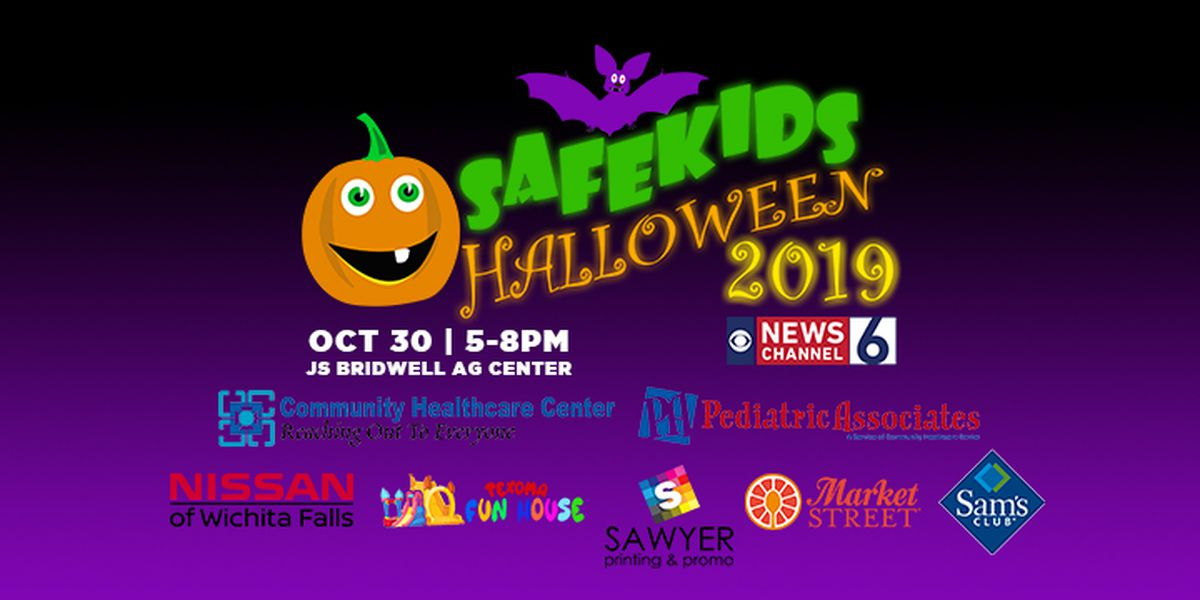 Families attend Safe Kids Halloween for trick-or-tricking fun
