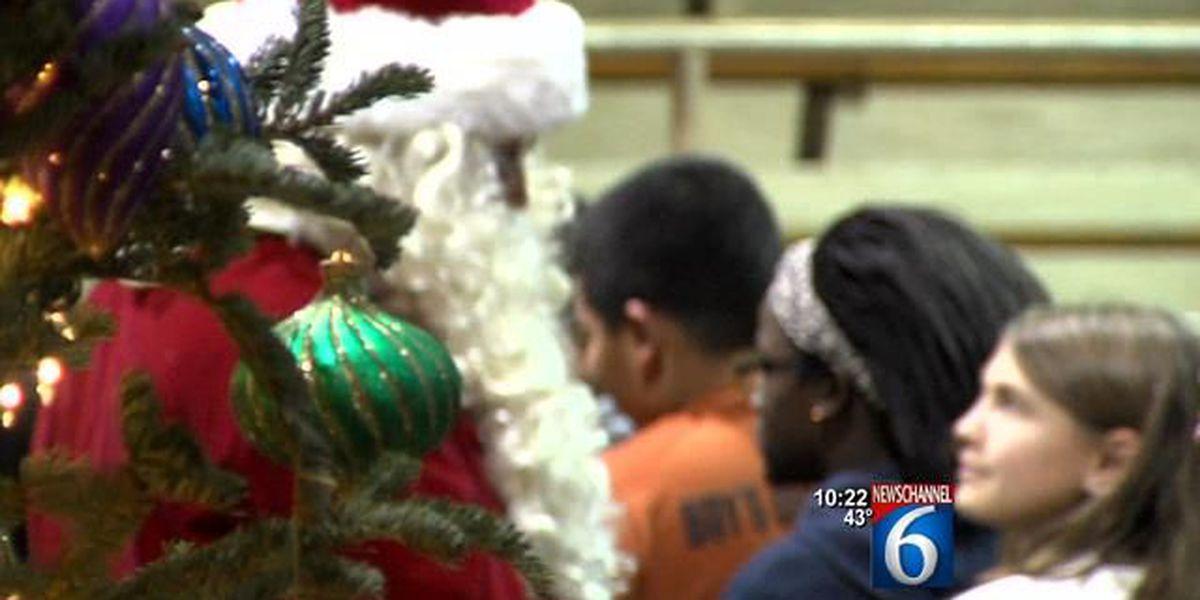 Boys & Girls Club Celebrates Christmas
