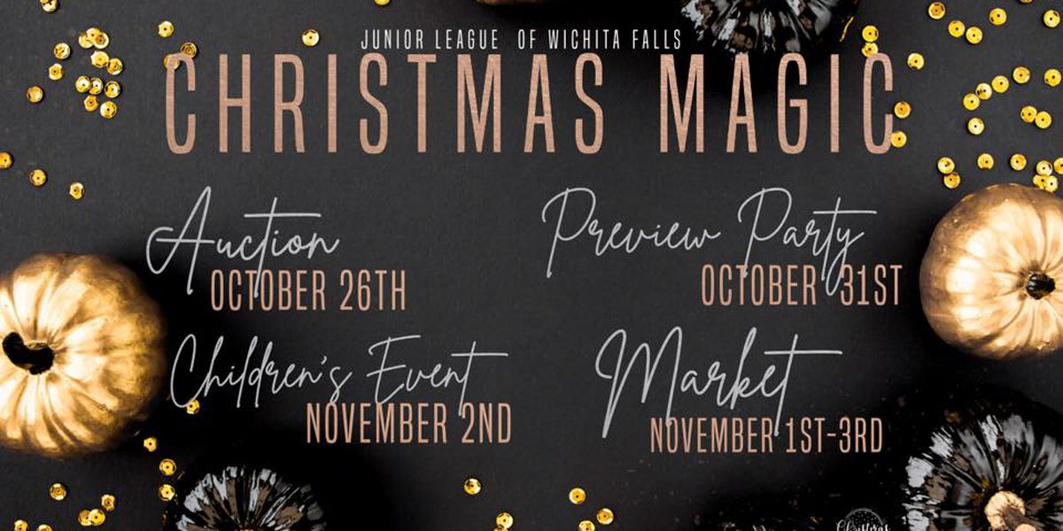 38th Annual Christmas Magic is in the air this weekend