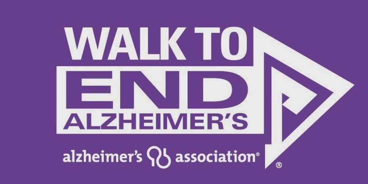 Walk to end Alzheimer's Kick Off Event