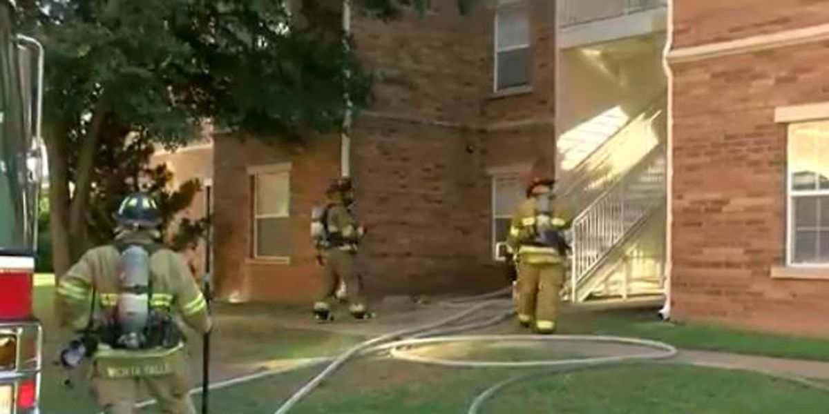 Fire damages MSU TX student apartment
