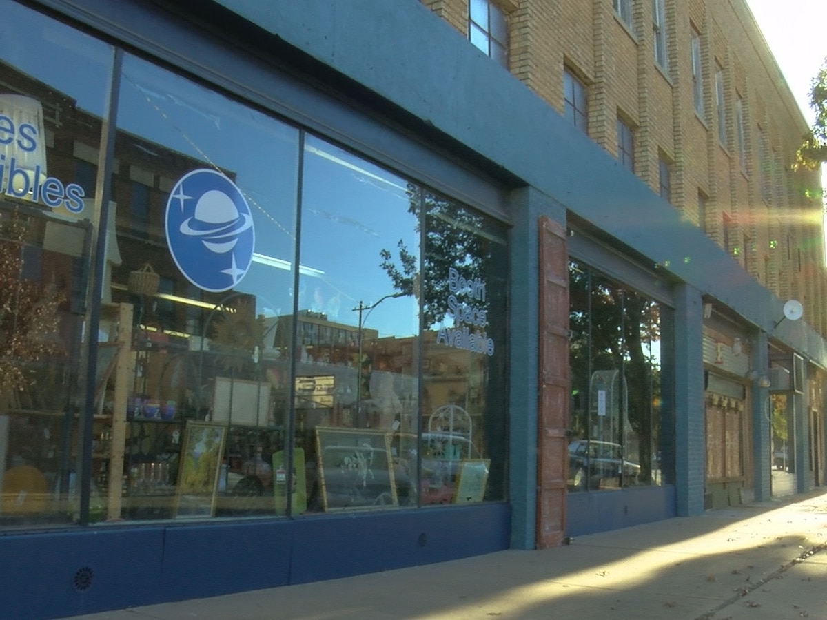 Downtown WF business getting renovation funds from 4B board