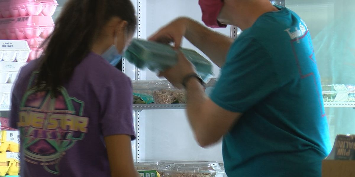 Wichita Falls Area Food Bank needs volunteers