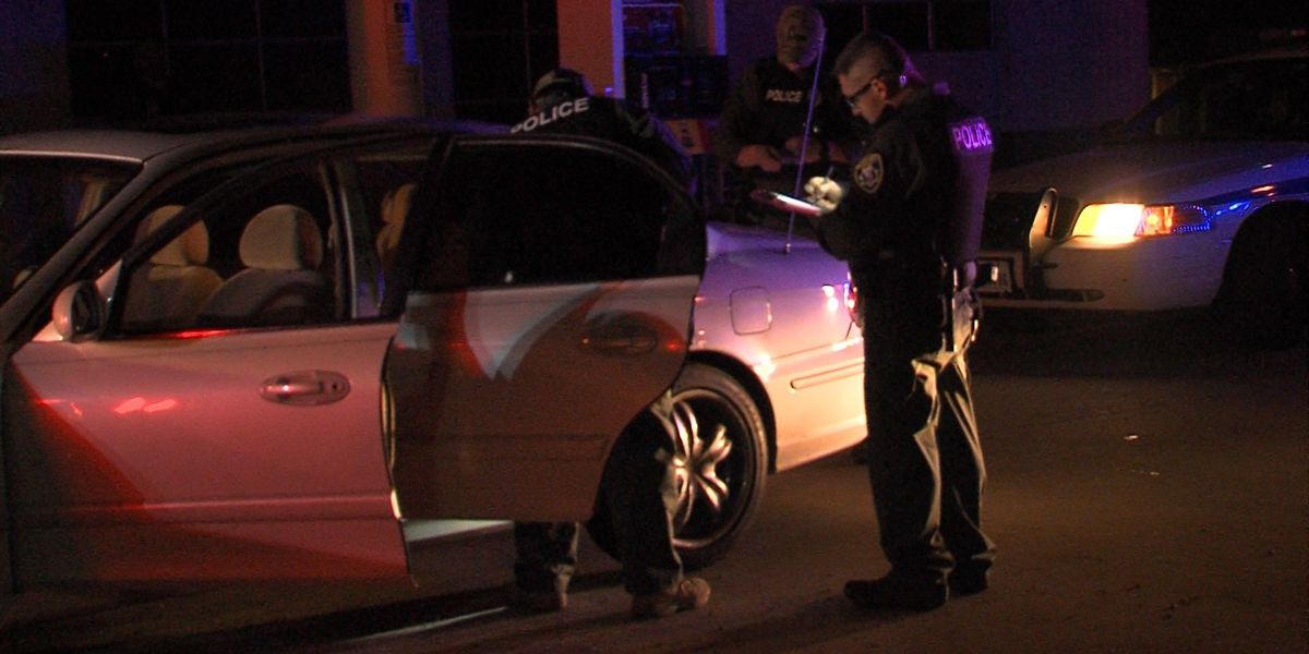 Traffic stop leads to drugs