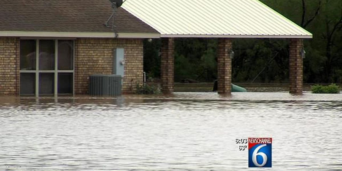 Massive Flooding Causes Residents To Pack Up And Leave Homes