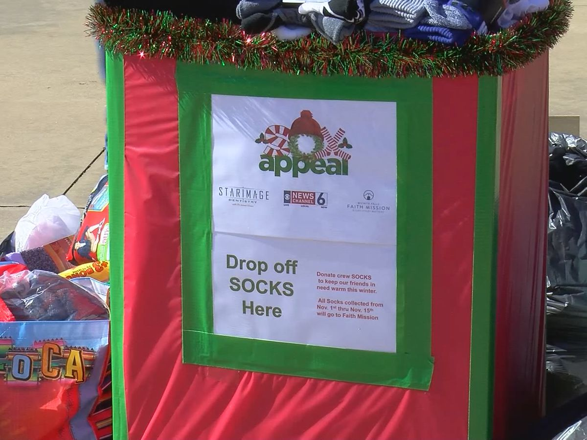 Donation drives like 'Sox Appeal' make a large local impact