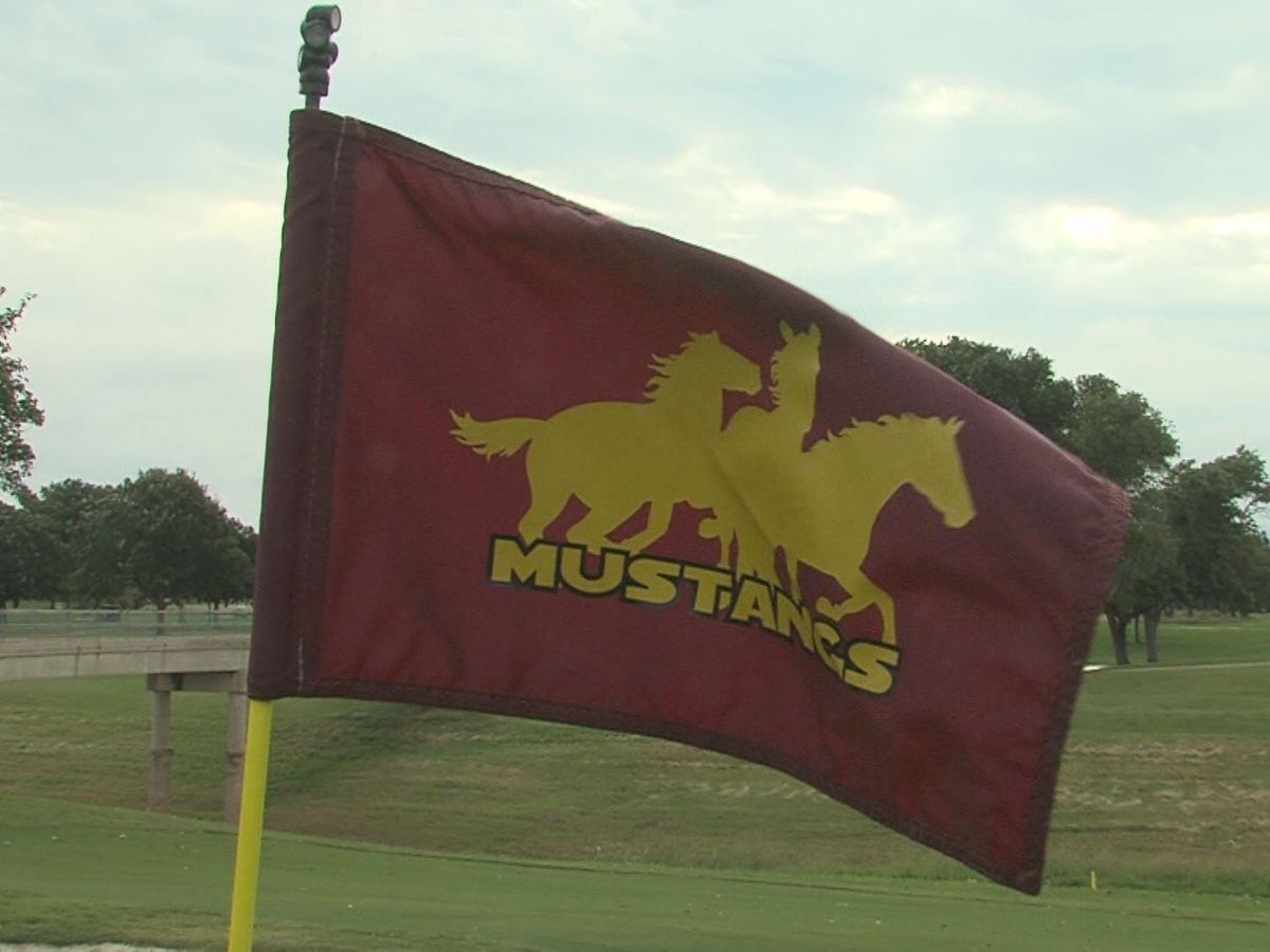 Mustangs lead after first 2 rounds of Midwestern State Invitational