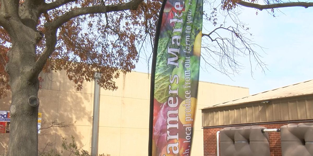 Thanksgiving market supports the downtown Wichita Falls community