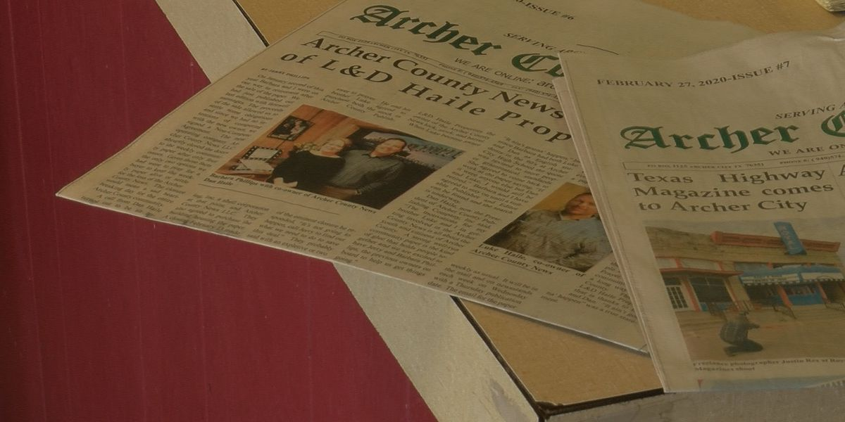 Archer County News under new ownership