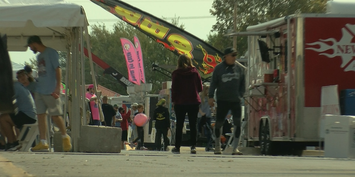 3rd annual Oklahoma Food Truck Championship held in Chickasha