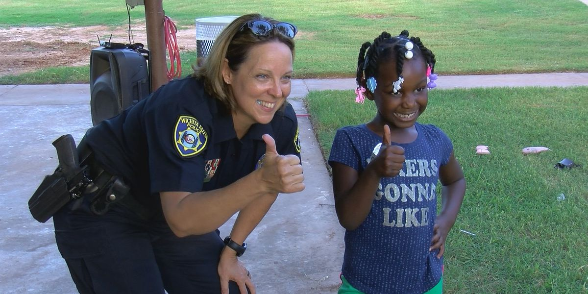 Over 500 people attend National Night Out