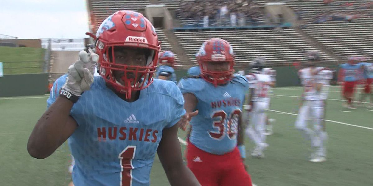 Hirschi's Foster, semifinalist for Mr. Texas Football