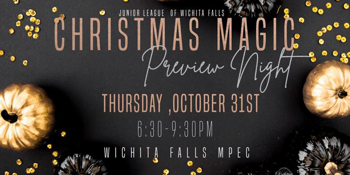 38th Annual Christmas Magic preview party is crashing Halloween
