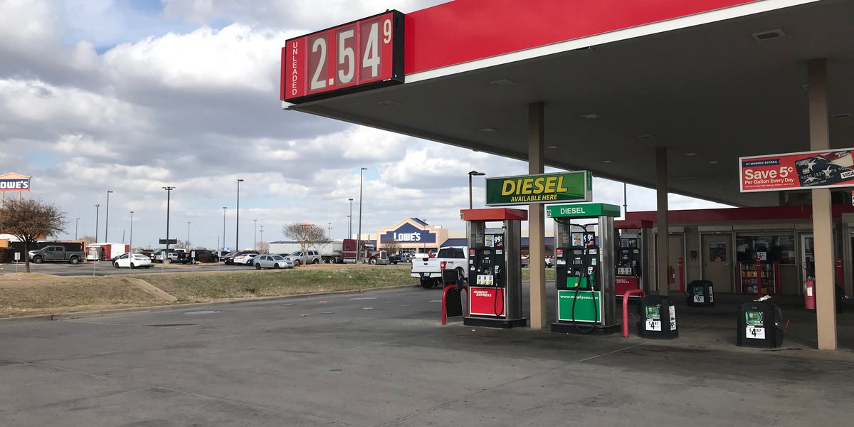 TX gas prices continue to soar