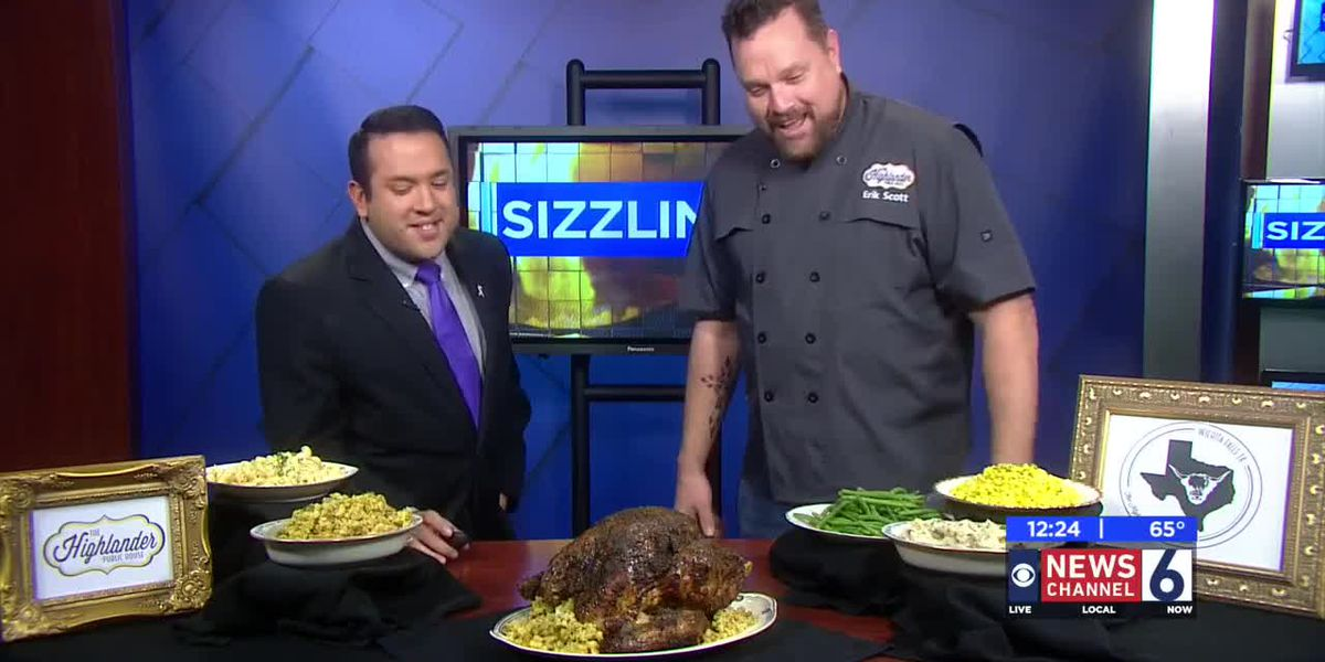Sizzling With 6: Highlander Public House Thanksgiving-themed side dishes