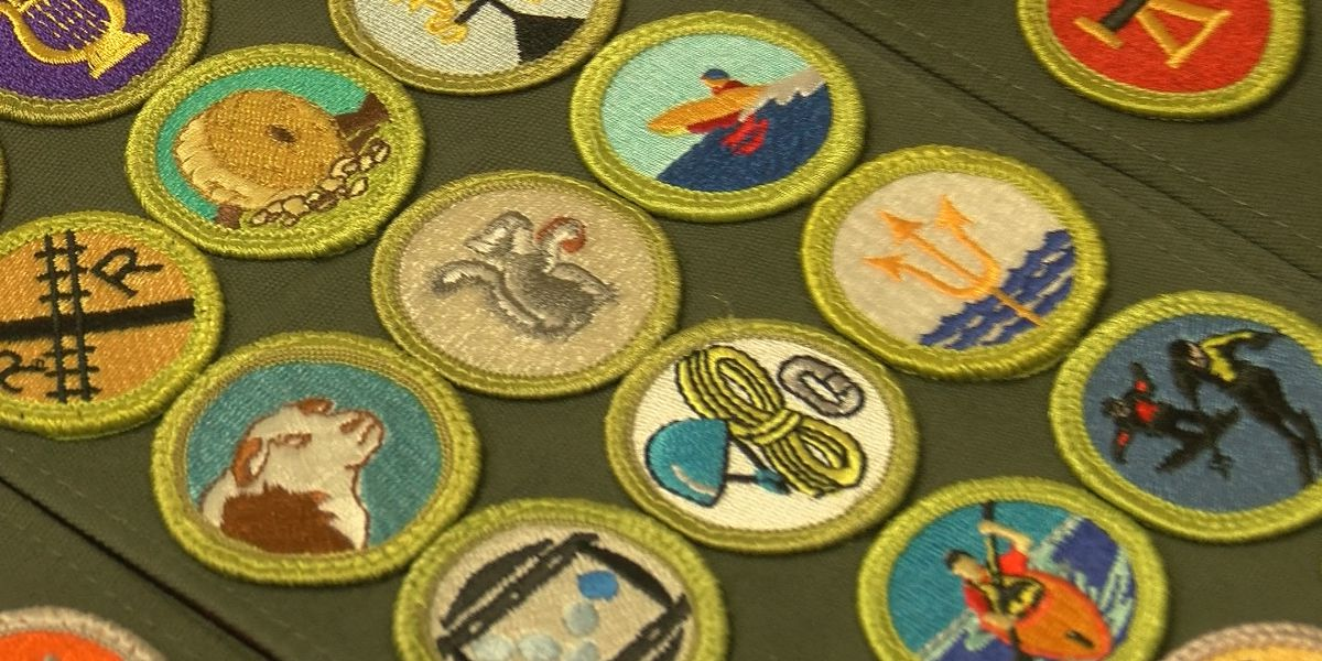 Eagle Scout goes above and beyond to earn merit badges