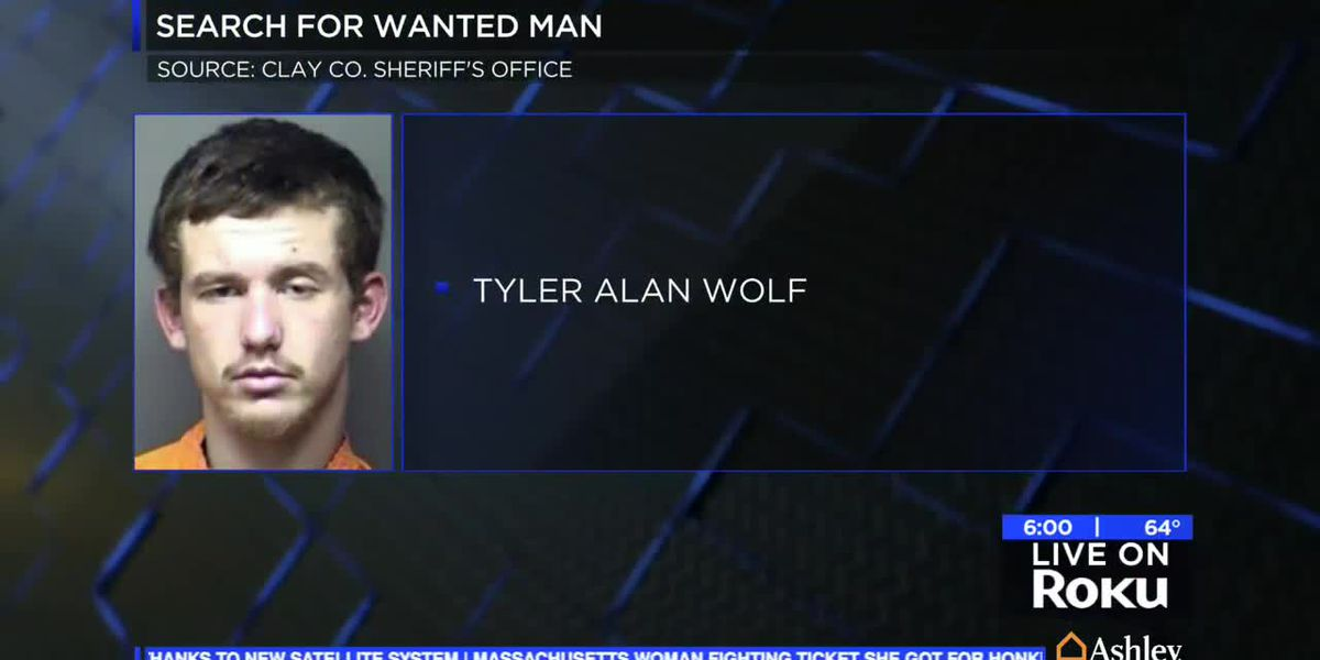 Clay County SO seeks assault suspect