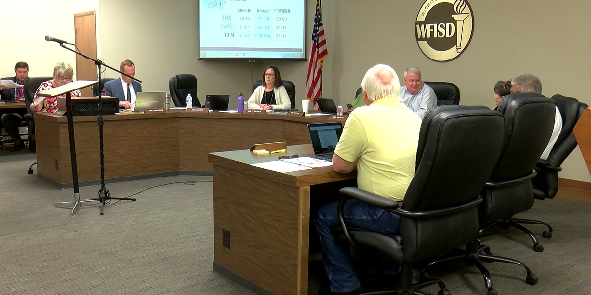 WFISD Board of Trustees calls for Tax Ratification Election in June
