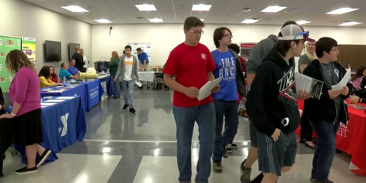 WFISD hosts college and career fair at CEC