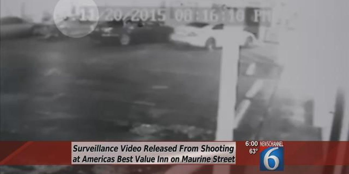 Police Release Surveillance Video of Shootings