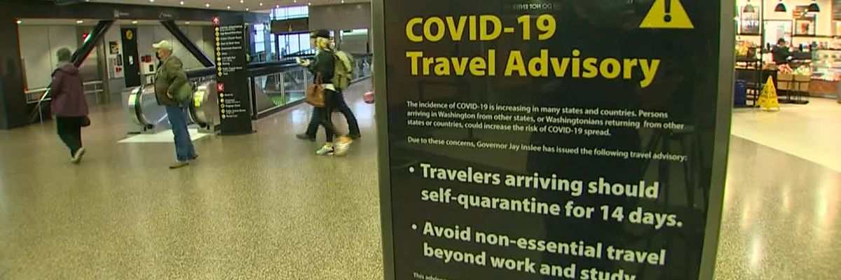 Millions travel for thanksgiving despite COVID surge