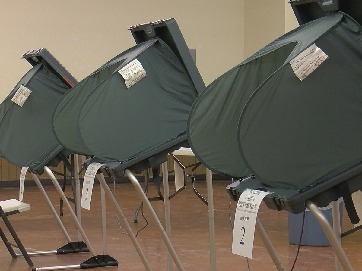 Polling station safety on Election Day