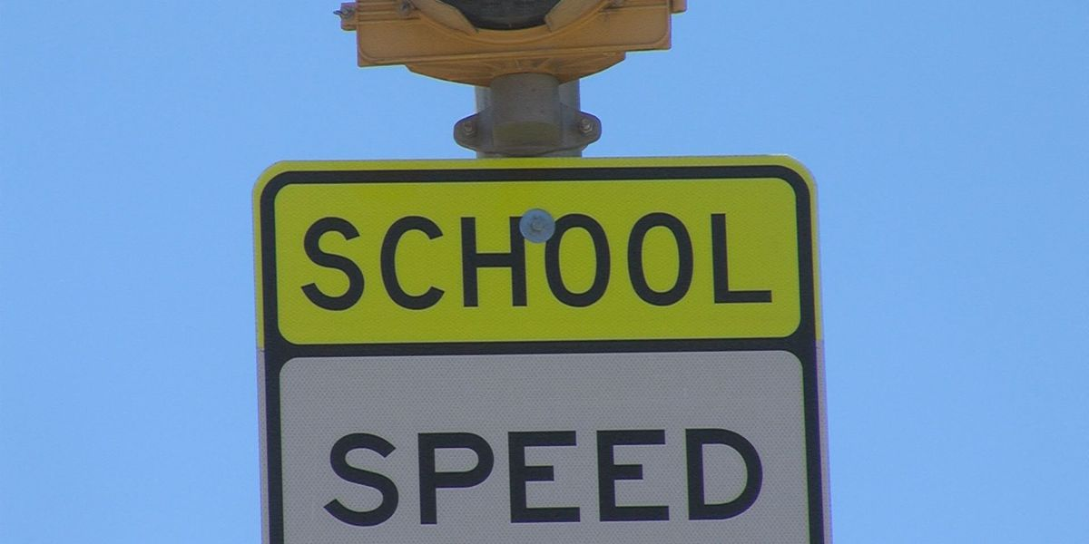 WFPD reminds drivers to slow down as school starts