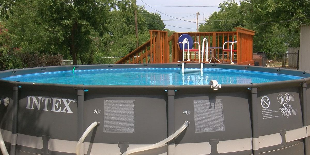 Backyard swimming pool sales up during pandemic