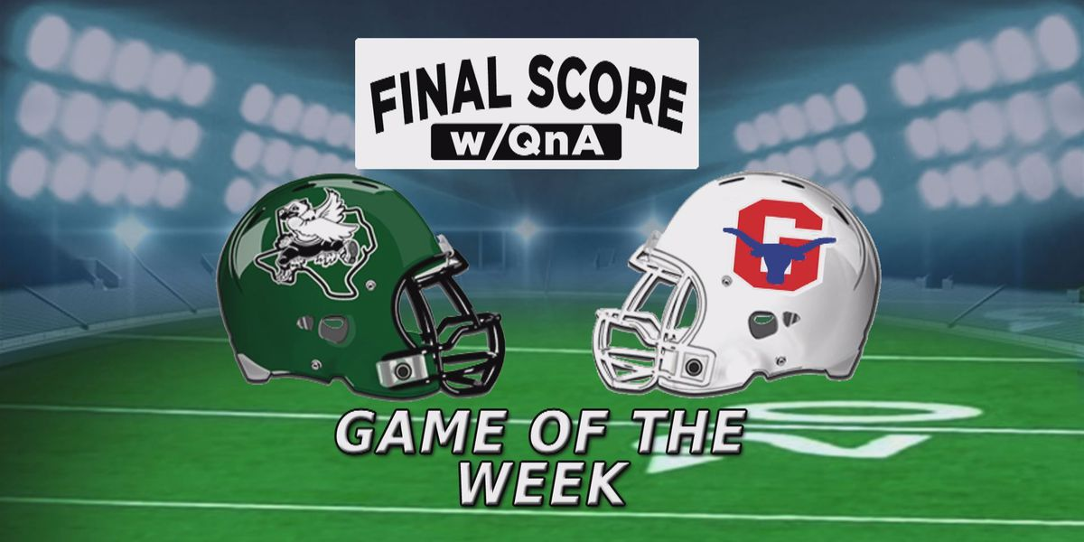 QnA Game of the Week: Iowa Park vs. Graham