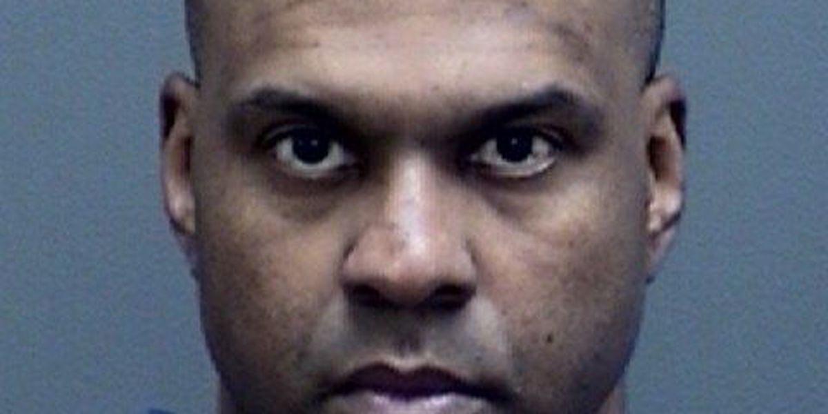 Man arrested on multiple outstanding warrants
