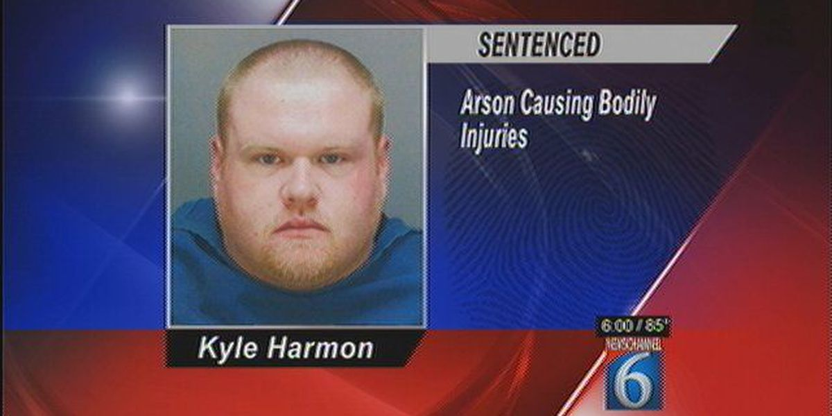 Man Sentenced For Arson