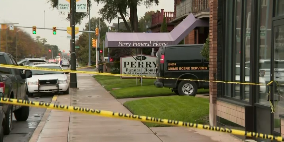 Police retrieve 63 remains of fetuses from Detroit funeral home