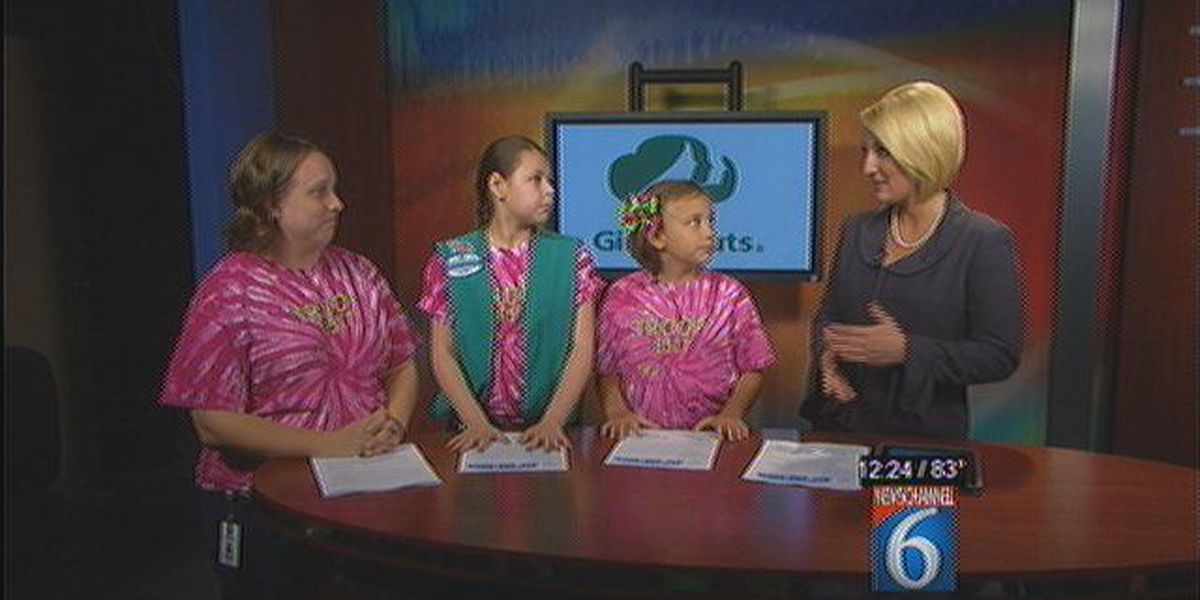 Girl Scouts Save Water