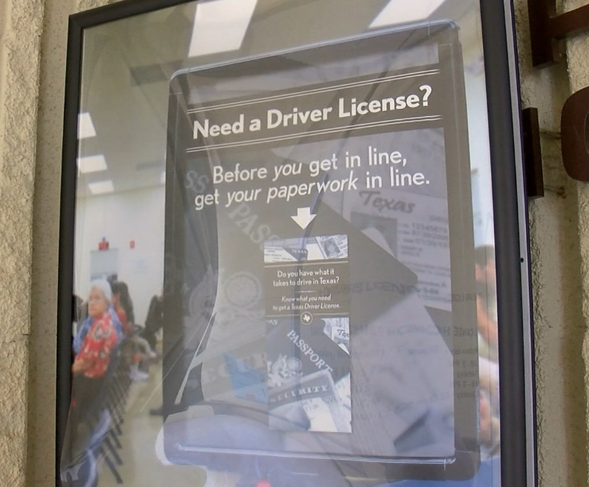 New license rules for Texas drivers