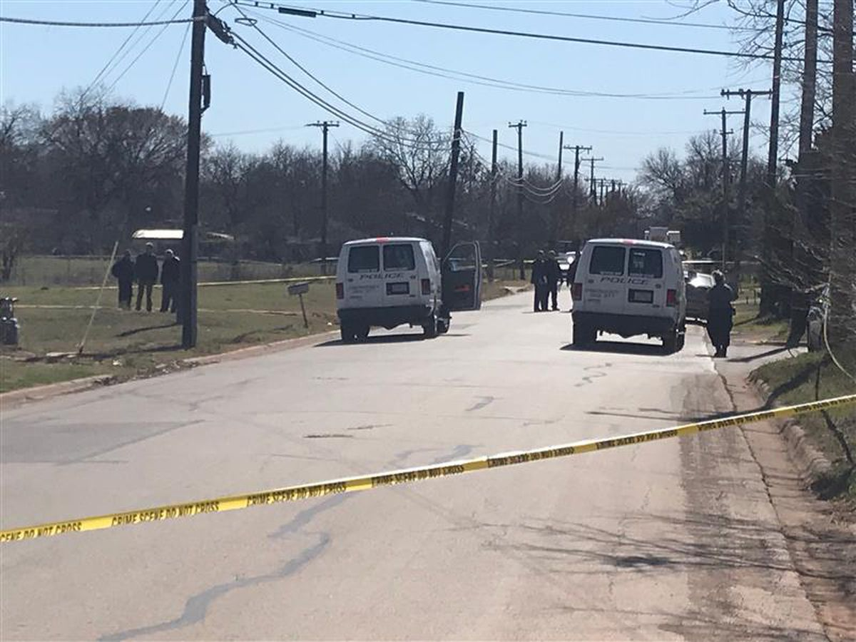 Wichita Falls PD investigating after 'remains' of a body are found