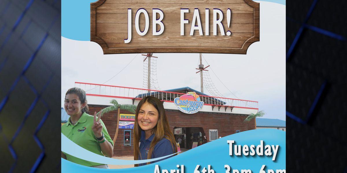 Castaway Cove hosting job fair on Tuesday