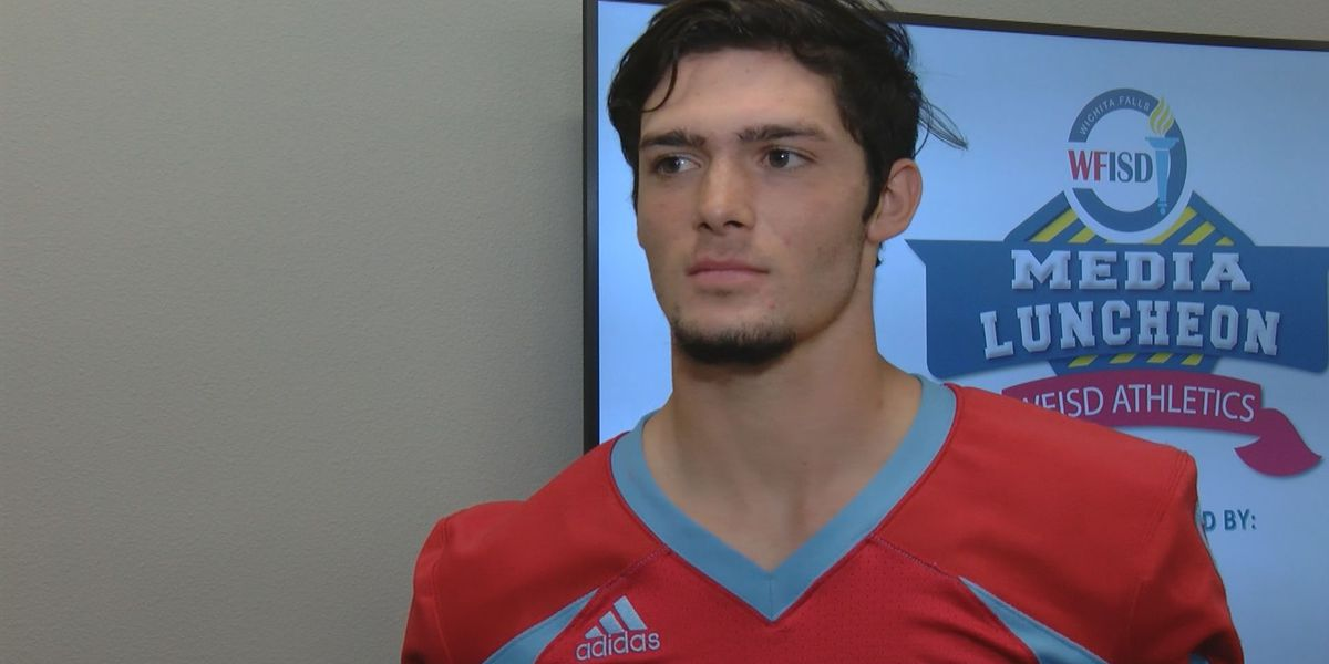 Hirschi's Tryston Randall named Blitz on 6 Player of the Week