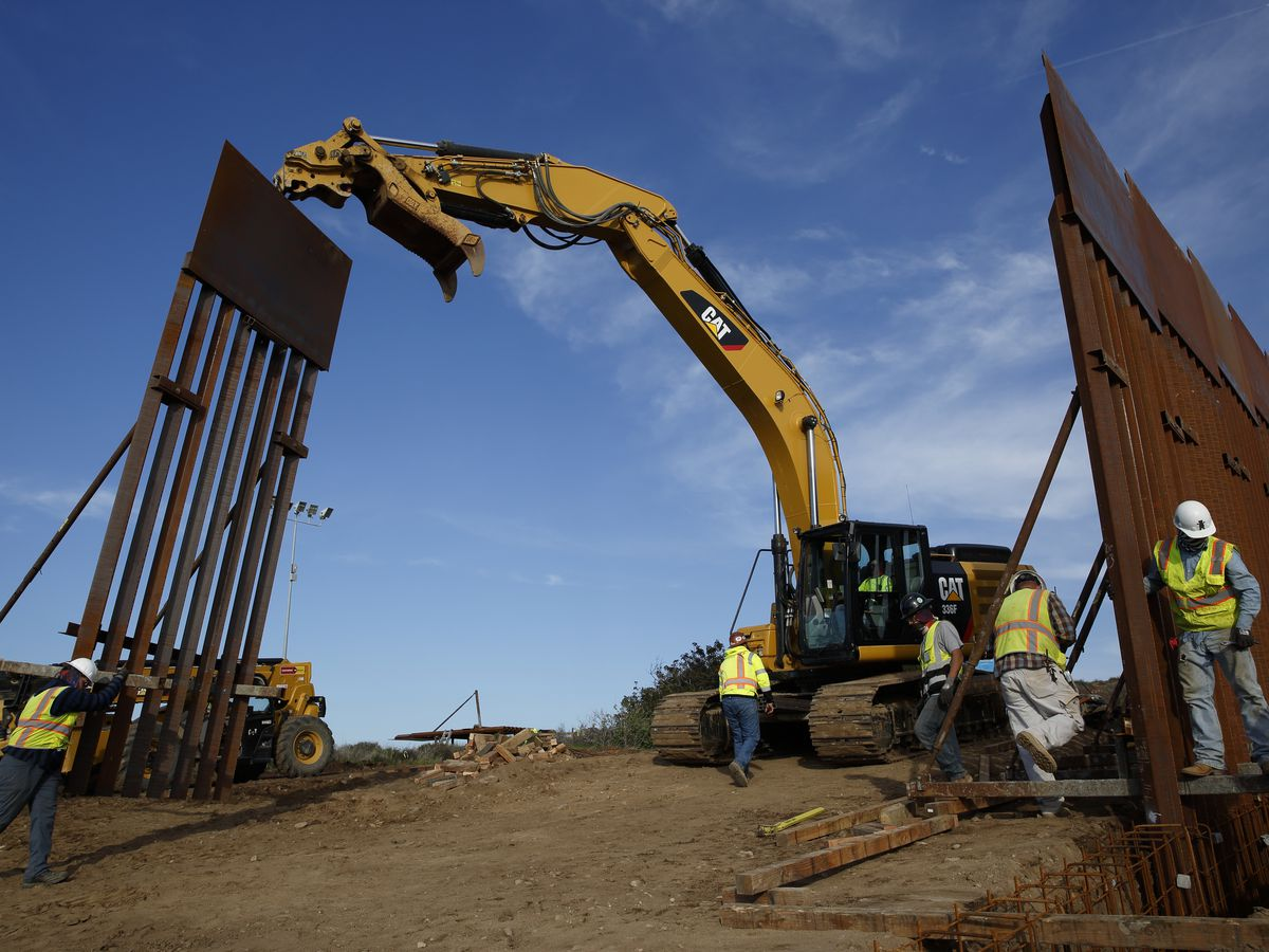 WV lawmakers propose putting $10 million of the state's money toward border wall