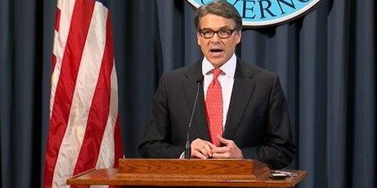Governor Rick Perry Indictment