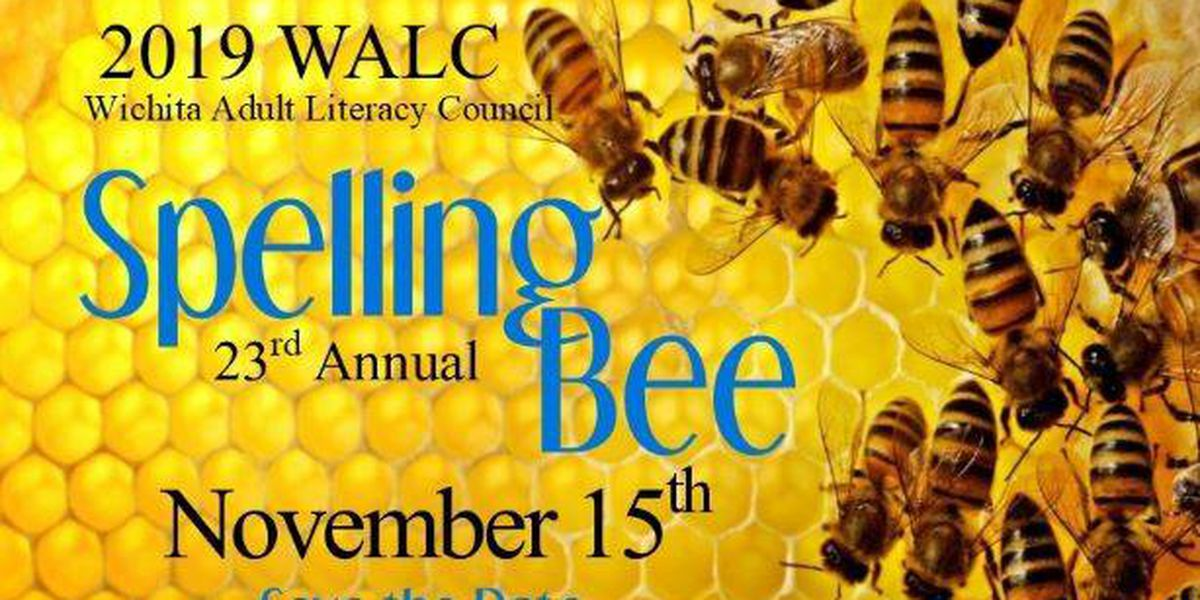 23rd Annual WALC Adult Spelling Bee on Friday