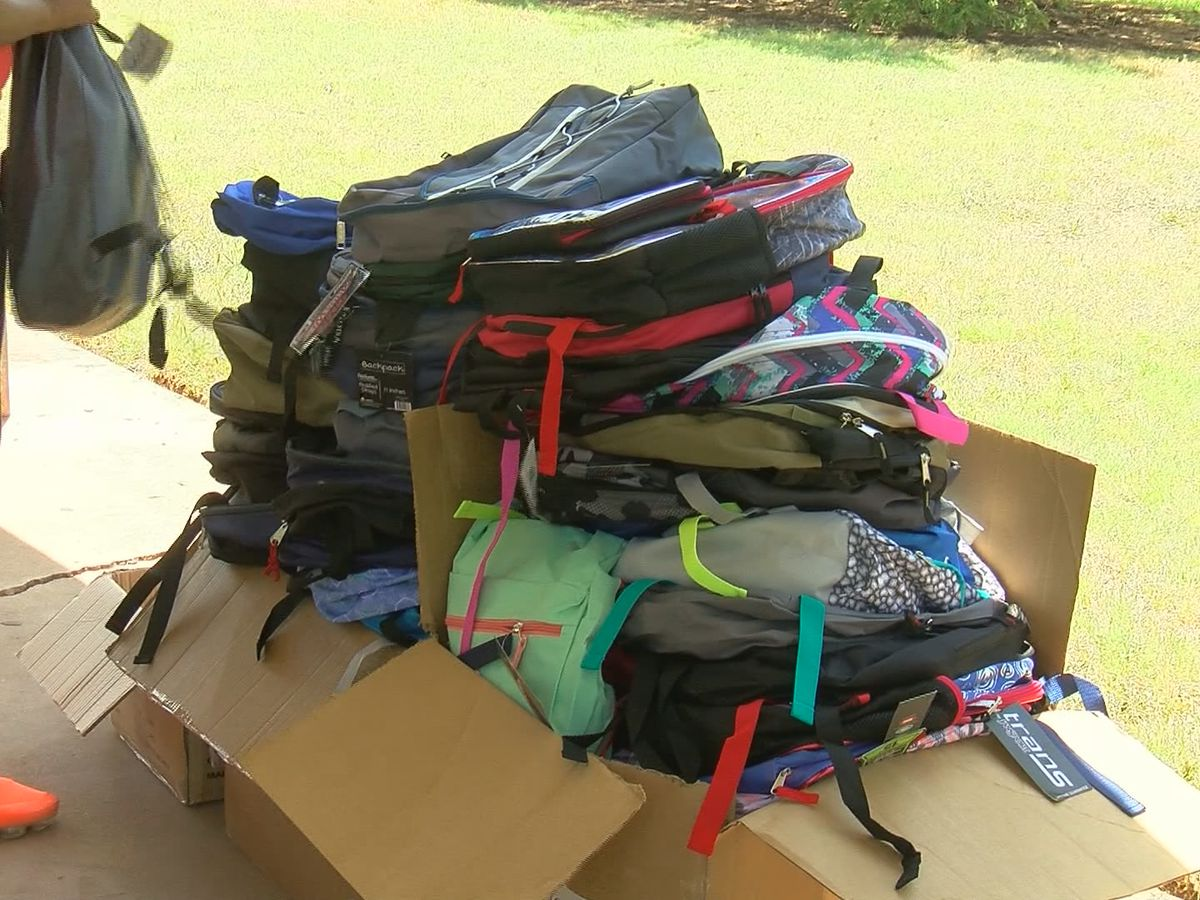Beat the Odds: Backpack giveaway this weekend
