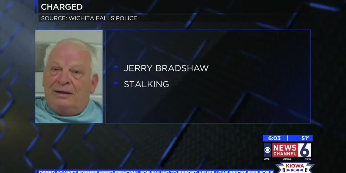 Texoma man accused of stalking ex with GPS tracker
