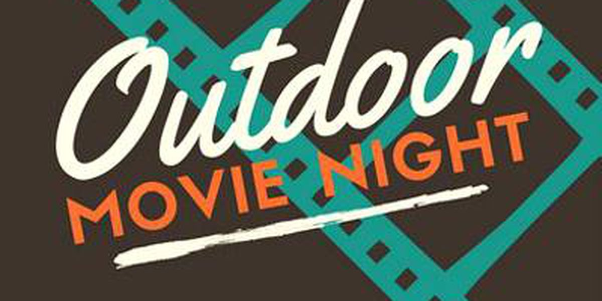 Last free Bowie Outdoor Movie Night being held Friday