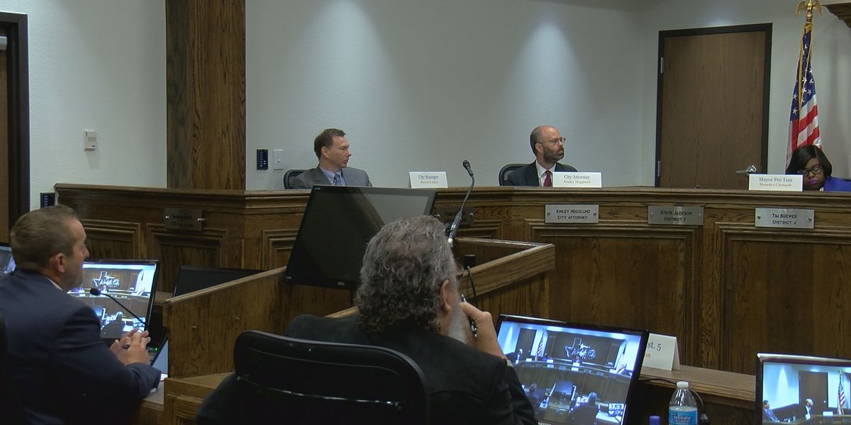 WF City Council make changes to Shelter-in-Place order