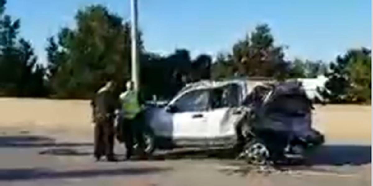 Accident on U.S. 287 causes traffic slowdown