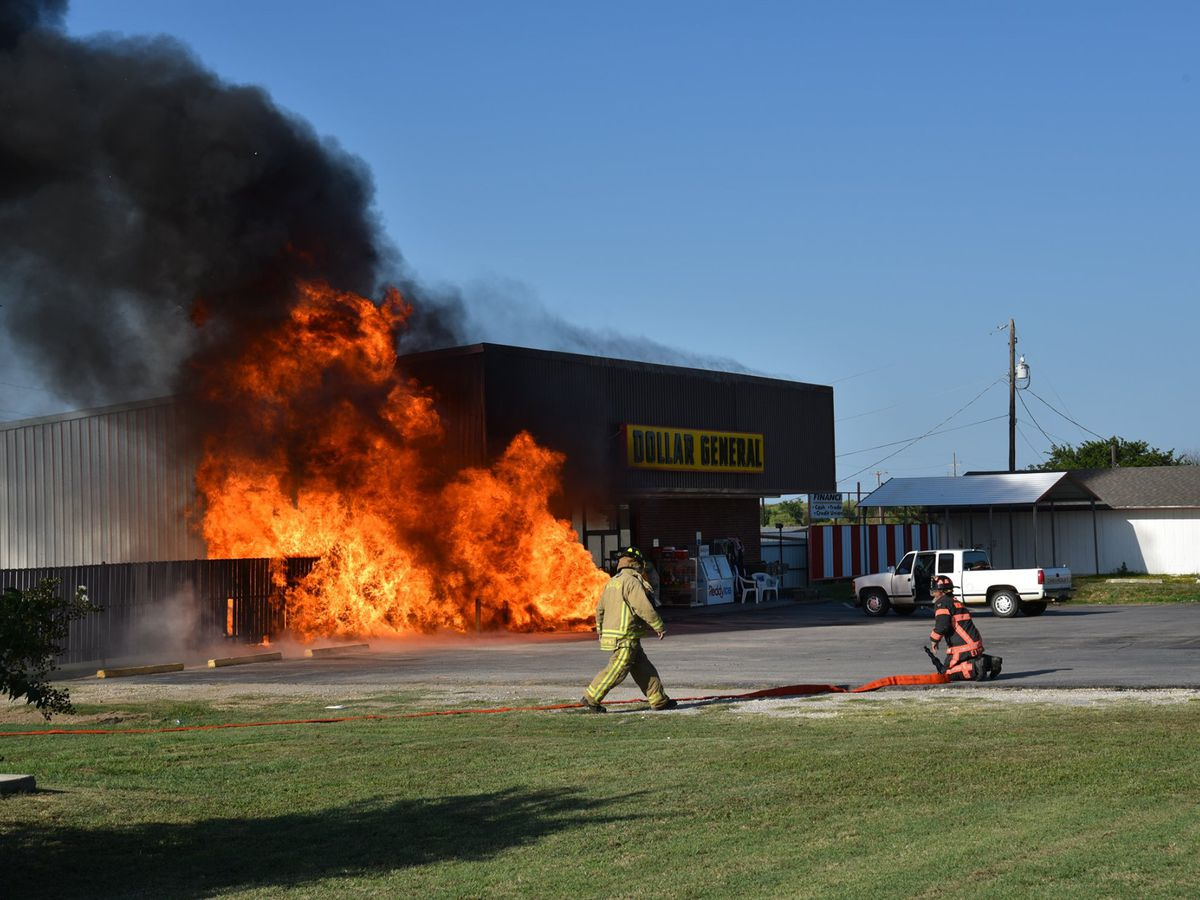 Cause still unknown for Dollar General fire
