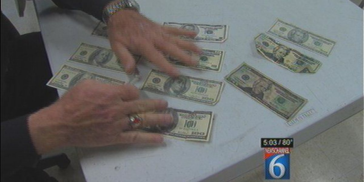 Counterfeit Cash Is Circulating In Texoma