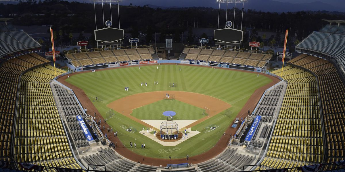 Dodger Stadium vote center planned for presidential election