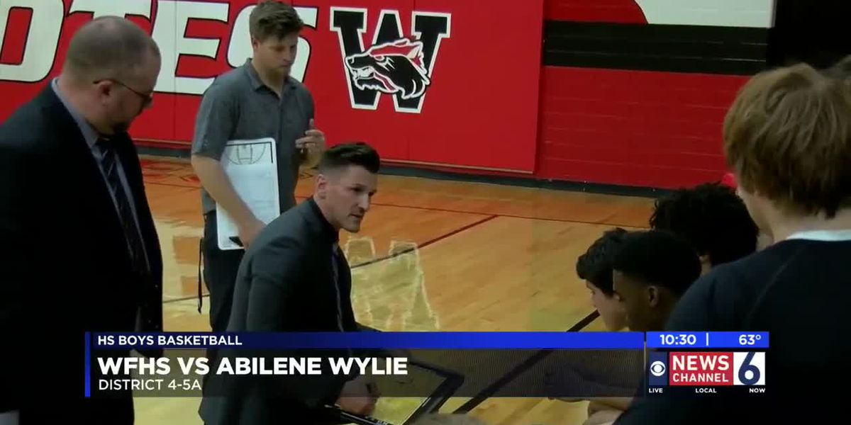 BOYS: WFHS vs Abilene Wylie highlights